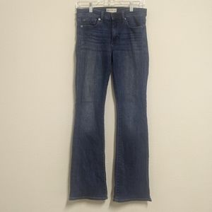 3for$20 gap baby boot blue jeans size 27s